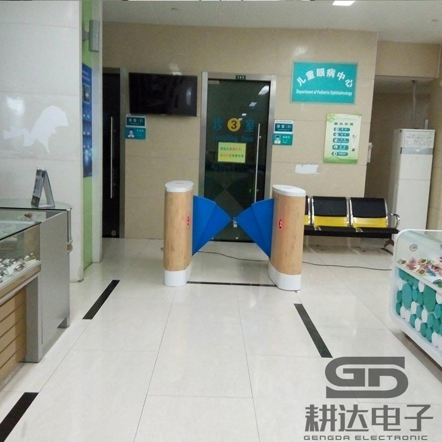 医院闸机案例